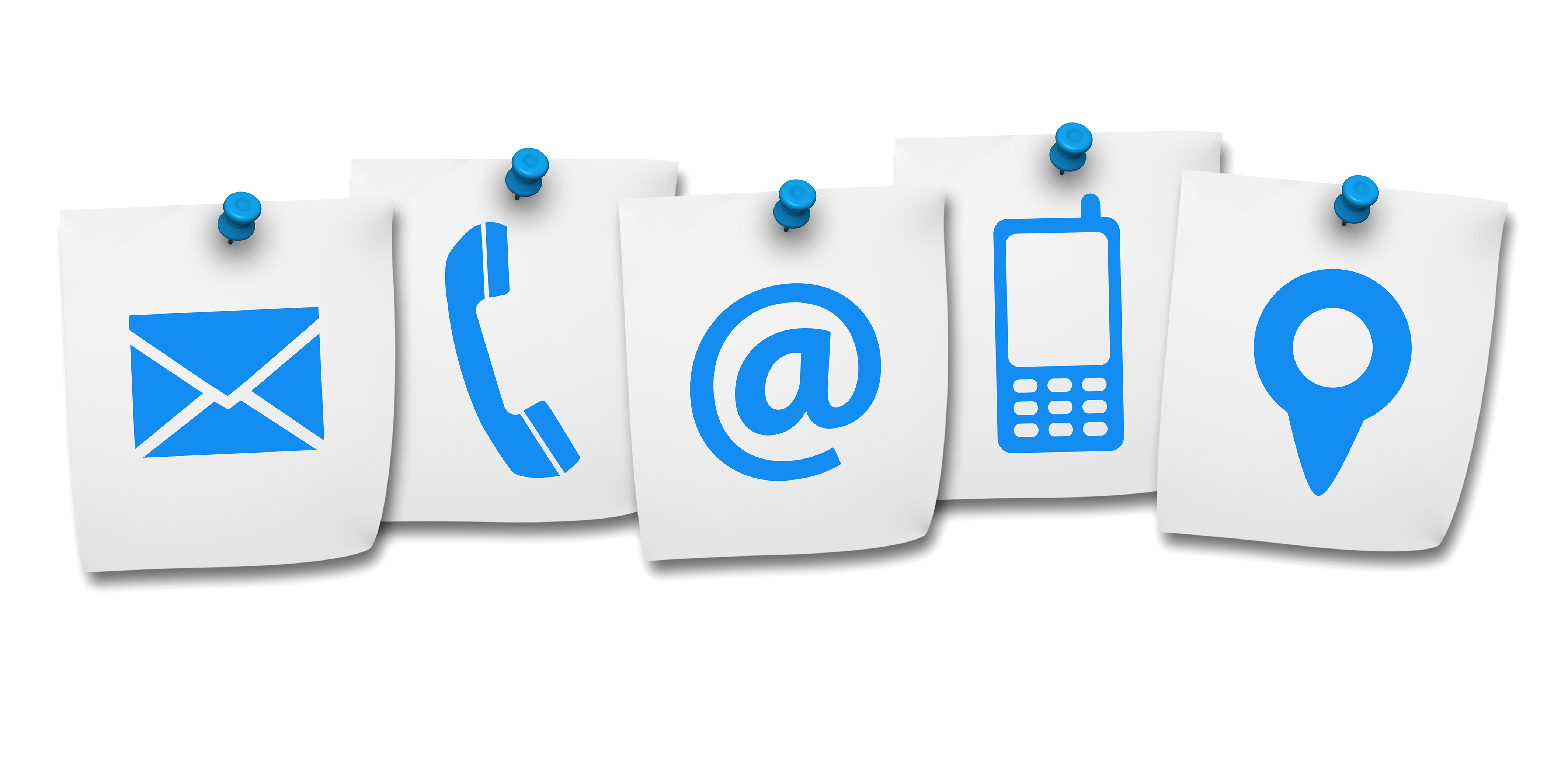 """The Value of Having Multiple """"Contact Us"""" Methods - Marketing Matters"""